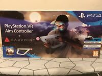 Aim Controller and Farpoint PSVR Bundle