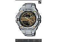 Casio g-shock gst-210D 9A DAER New !!