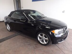 2009 BMW 1 Series 128i CONVERTIBLE LEATHER