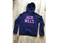 Woman's size 16 Jack Wills hoodie