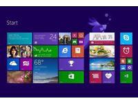 WINDOWS XP , 7 , 8, 8.1, MAC YOSEMITE , MAVERICKS 32 BIT OR 64BIT RECOVERY DISCS OR BOOTABLE USB