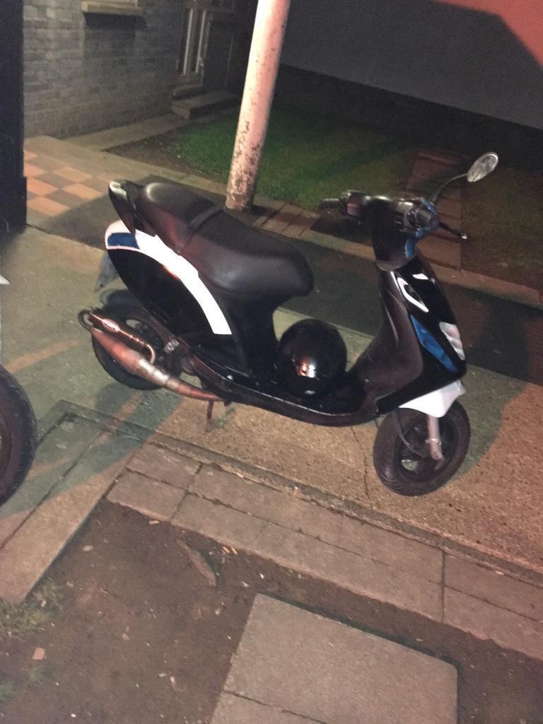 Piaggio Zip 50cc **70cc Bore Kit** 2010 - Mint Condition Ready to Ride 'not gilera typhoon'