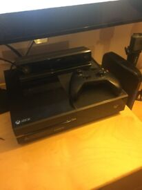 Xbox One Kinect + 27 Games
