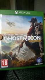 Xbox one tom.clancy ghost recon