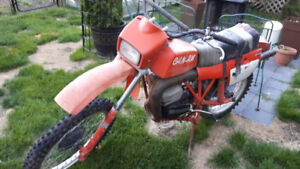 1980 Can Am Qualifier 250 Dirt Bike Dirtbike Vintage