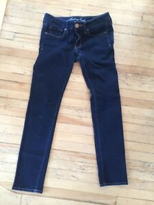 Dark American Eagle Jeans size 6