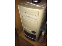 Computer tower good condition £45 ono