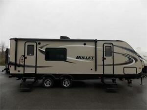 2017 KEYSTONE BULLET 248RKS TRAVEL TRAILER