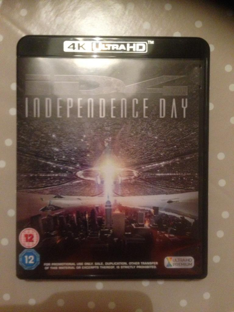 Ultra HD Independence Day