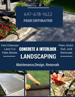 GARDENING/PLANTING/SOD/ TOTAL LAWN MAKEOVERS - CALL TODAY