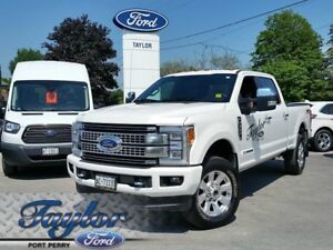 2017 Ford Super Duty F-250 Platinum *LEATHER* *NAV* *SUNROOF**DE