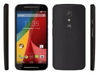 Motorola Moto G (2nd Gen.) - Dual-SIM - 8 GB - Black