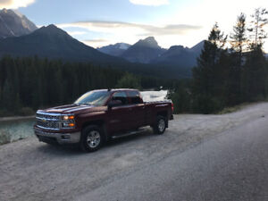 2015 Chevrolet Silverado 1500 LT Pickup Truck True North Edition