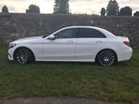 Mercedes amg line c63 w205 19 inch alloys w204 c class or e class