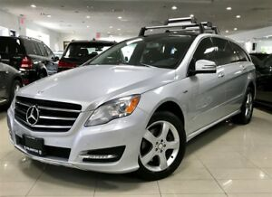 2011 Mercedes-Benz R-Class R350 BlueTEC|4MATIC|NO ACCIDENT|NAVI|