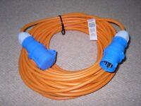 Caravan/ Motorhome Mains Hook Up Cable