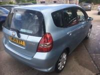 2009 58 Honda jazz 1.4 se cvt 5 door. (AUTOMATIC)