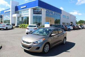 2013 Hyundai Elantra GL, JAMAIS ACCIDENTÉ, UN PROPRI&Eacu