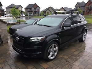 "2011 Audi Q7 S-Line full!! 21"", Adaptive air Susp., Nav"