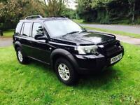 2004 04 PLATE LAND ROVER 2.0 TD4 4X4 SW
