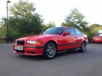 BMW E36 318is with 323 engine conversion