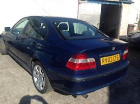 BMW 3 SERIES 318i 20 PETROL £400