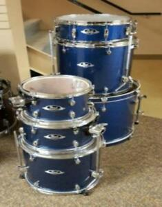 Blue Pearl 6 Piece Shell Pack