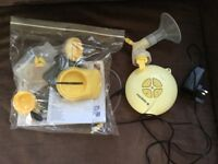 Medela Swing Breast Pump + 20 breastmilk bags