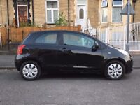 TOYOTA YARIS, 36K MILEAGE, FULL SERVICE HISTORY, 2 PREVIOUS OWNERS ONLY.