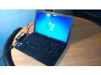Laptop Toshiba satellite c850/Intel Core i3