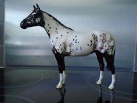 Beswick China Appaloosa Horse
