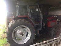 Tractor Ferguson Turbo