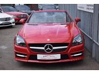 2012 Mercedes-Benz SLK SLK250 Coupe Convertible 1.8 BluEff 204 SS AMG Sport 7GT+