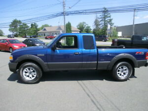 2008 Ford Ranger FX4/Off-Rd Pickup Truck