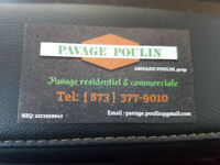 PAVAGE POULIN