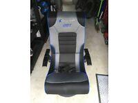 Xrocker drift gaming chair