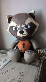 Rocket Raccoon Plush
