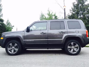 2015 Jeep Patriot High Altitude 4X4 Leather