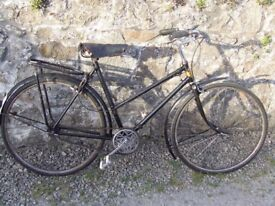 RALEIGH LADIES SPORTS MODEL 1935 PRE WWII