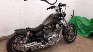 Yamaha virago 1100 style bobber