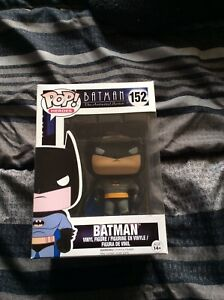 Batman / Pop Heroes Batman Animated Series