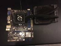 i5 and motherboard and more
