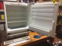 AEG integrated fridge