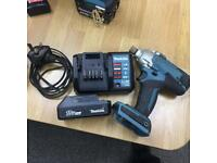 Makita TD127D impact driver with charger and battery