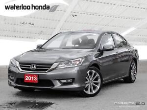 2013 Honda Accord Sport Special of the Week! Back Up Camera,...