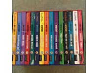 Children's set of books Enid Blyton 15 Classic Mysteries in box set - great condition