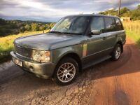 *** Range Rover vogue 3.0 diesel swap px car van ***