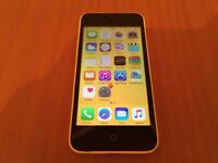 IPHONE 5c - 16GB STORAGE - FACTORY UNLOCKED TO ALL NETWORKS