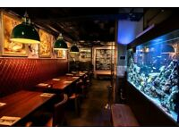 Commis Chef and Chef De Partie - Zelman Meats Soho - Great food! Great pay! Great people!