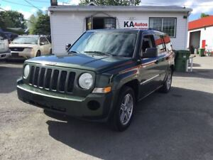 2008 Jeep Patriot SPORT NORTH 4X4 AUT 2499$ 514-692-0093